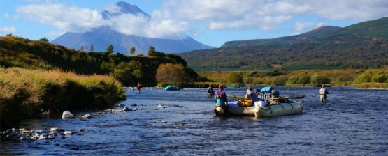 Rafting on the rivers of Kamchatka — photo 01